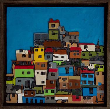 Favelas 2014-  sambo©