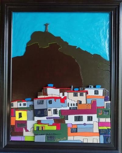 Favelas au pied de Rio 2019 - sambo©