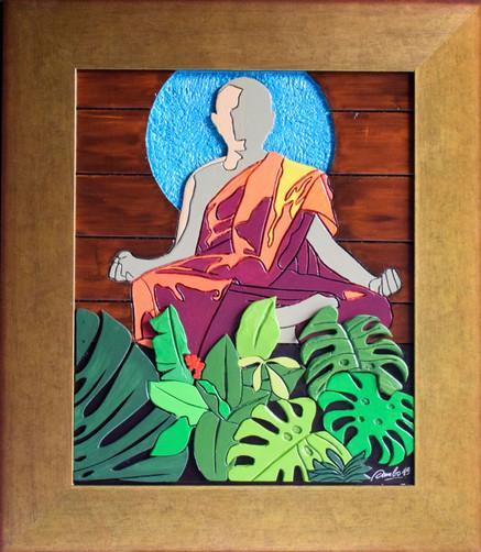 Le jeune Bouddha 2019 - sambo©