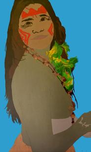 Amazonia # (1) - 2020 sambo©