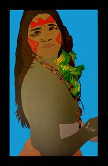 As mulheres da Amazonia (3) 2015 - sambo©