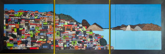 Favelas V - 2020 sambo©