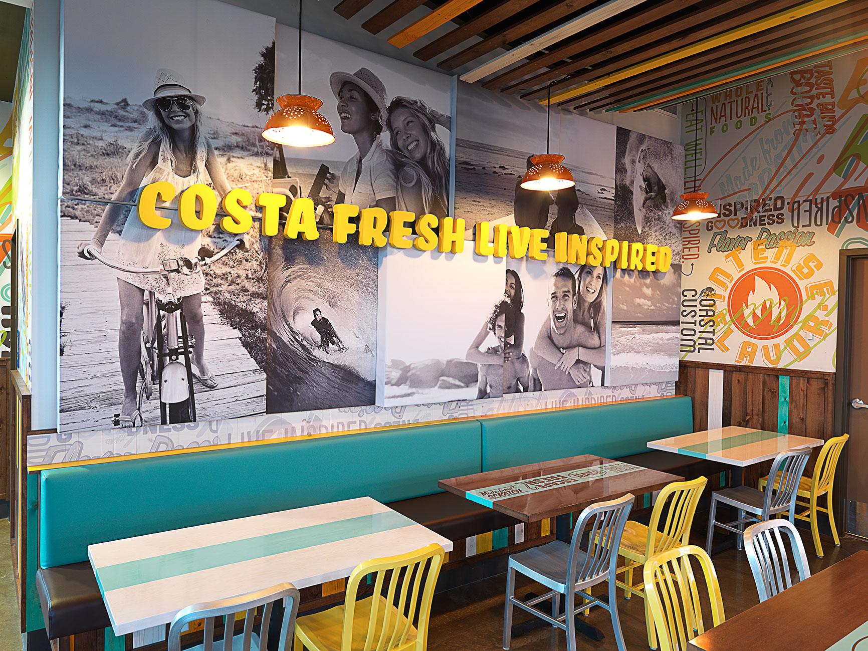 Costa Vida - Fresh Mexican