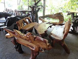 orig bench driftwood the stunning garden in horse