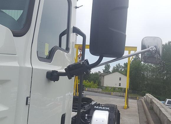 Mack Truck - AN64T - Oversize Load Mirror Bracket
