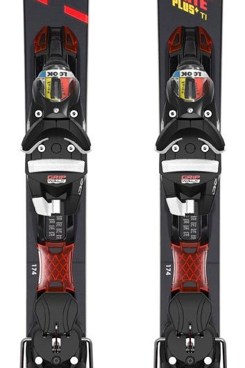 Rossignol Hero Elite Plus Ti, inkl bindning
