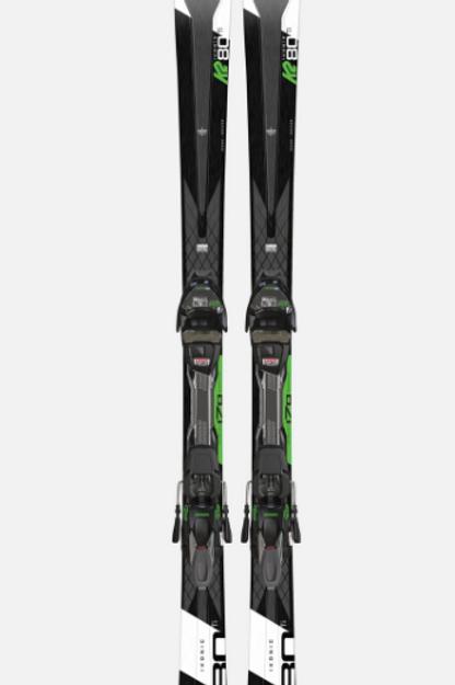 K2 Ikonic 80 Ti inkl Mxc 12