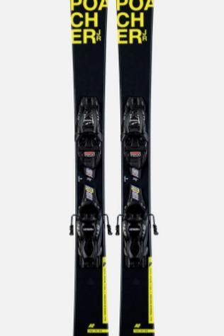 K2 Poacher, inkl bindning