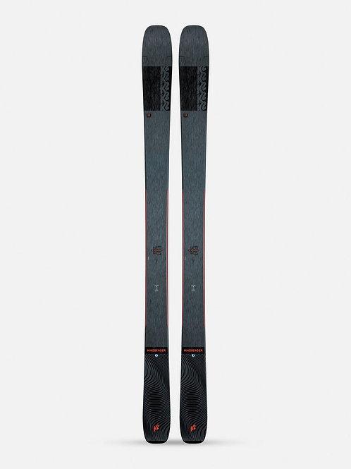 K2 Mindbender 99 Ti inkl Griffon 13 ID