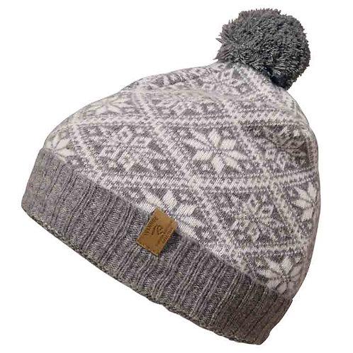Ivanhoe Jr snowflake hat