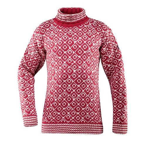 Devold Svalbard sweater high neck