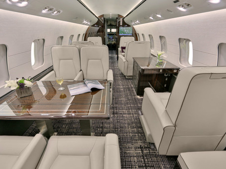 Top 6 benefits of luxury private jet travel