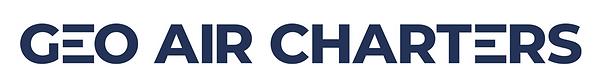 GEO Air Charters Logo