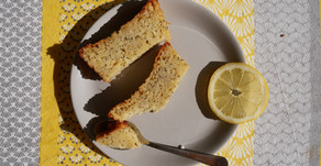 #Recette : cake citron -chou fleur