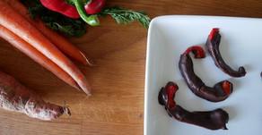 #Recette : Poivronnettes au chocolat