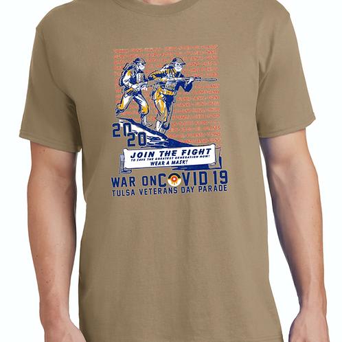 T-Shirt Short Sleeve 2XL-4XL