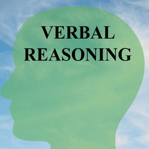 Verbal Reasoning – Thinking with Words and Numbers