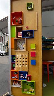 cabinet de curiosité, val de garonne, office du toursime mobile, OT mobile, ors les murs