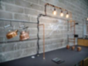 thé, café, foodentropie, aménagement, sur mesure, architecte d'intérieur, design, z'ambules, amour, cuivre, designer, coffee shop