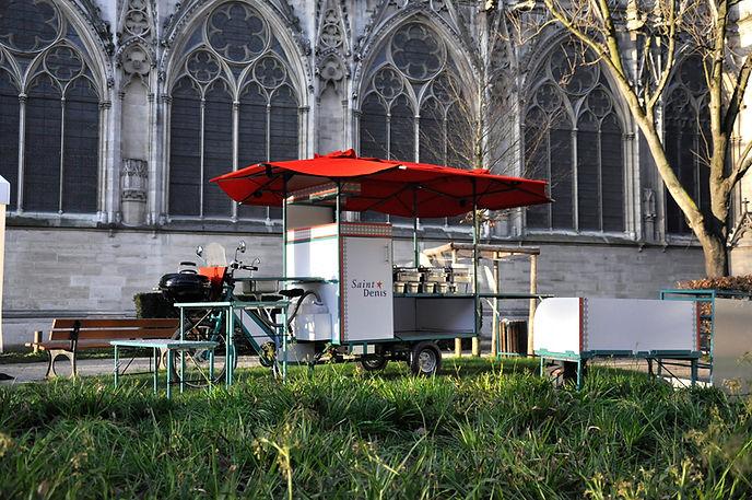 foodbike, cuisine sur vélo