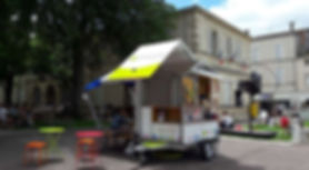 Office du tourisme mobile, présente la région, tour bus, OT mobile, sur mesure, achat, vente, itinérance, hors les murs, zambules, bibliambule, customisation, sur mesure, tarif, prix