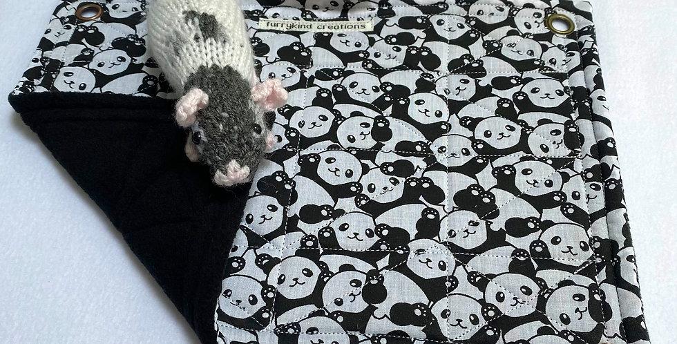 Pandas & black single