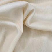 100% premium cotton muslin - natural (OEKO-TEX standard 100)