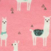 llama glama - pink