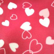 hearts - cerise