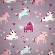 unicorns dreams - lilac