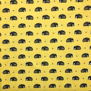 harriet hedgehog - yellow