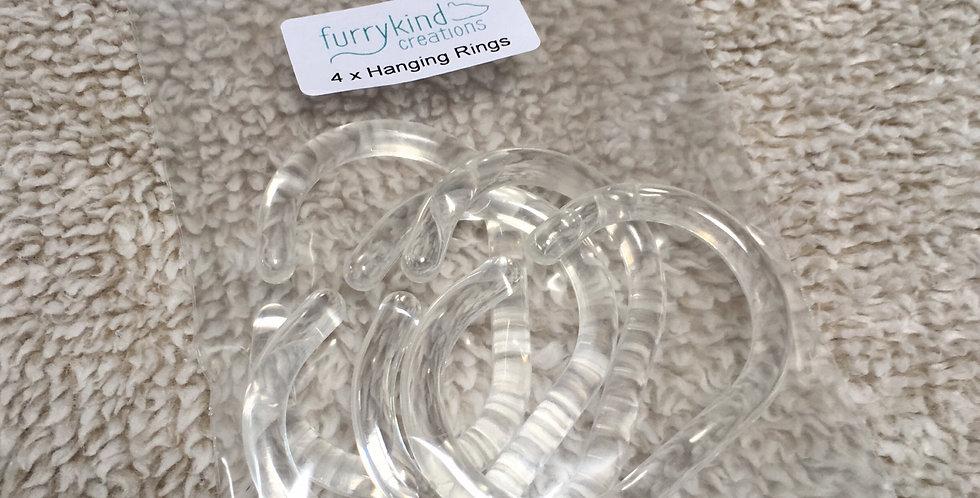 x4 Hanging rings
