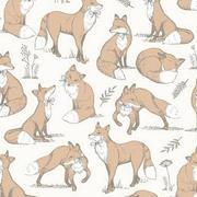 mrs fox - cream