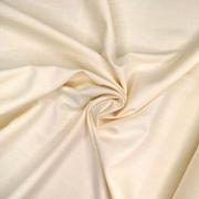 rayon/linen - cream