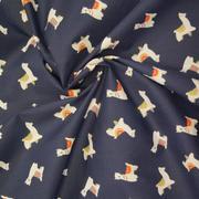 alpacas - navy