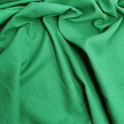 rayon/linen - emerald green
