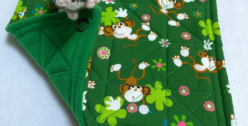 Flower monkeys & emerald single