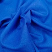 rayon/linen - royal blue