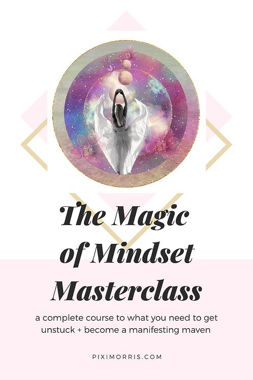 The Magic of Mindset Masterclass