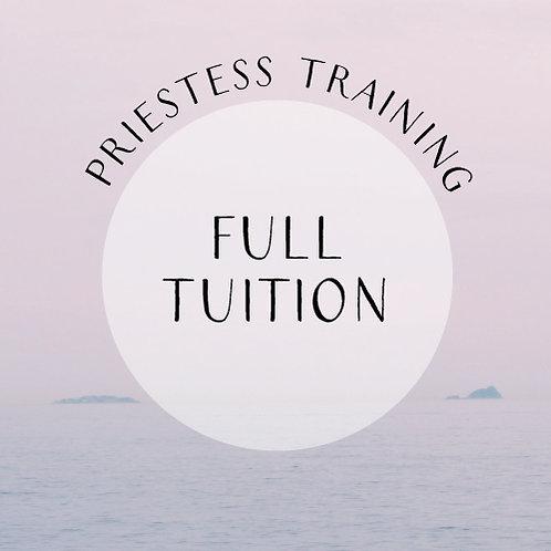 Priestess Training :: Full Tuition