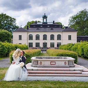 Bröllop på Näsby slott