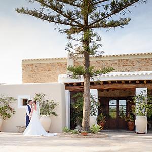 Bröllop på Ibiza