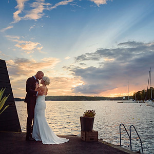 Bröllop på Villa Soludden