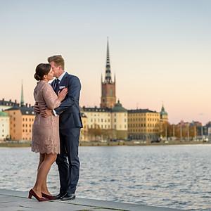 Bröllop i Stadhuset
