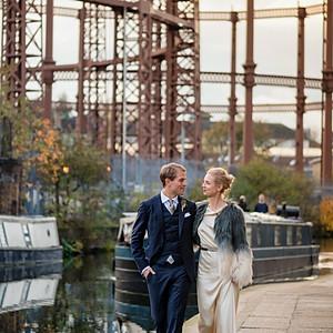 Bröllop i London