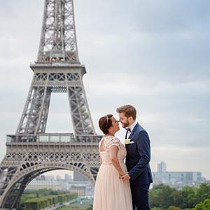 Bröllop i Paris