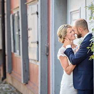 Norsk elopement i Stockholm