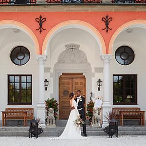 Bröllop på Lejondals slott