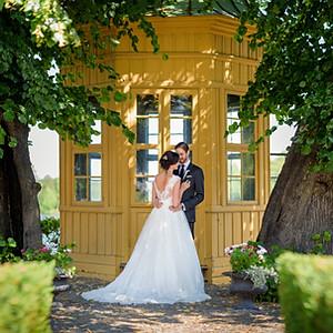 Bröllop på Stallmästaregården