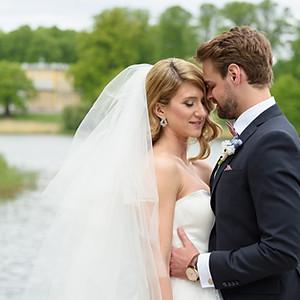 Bröllop i Haga parken